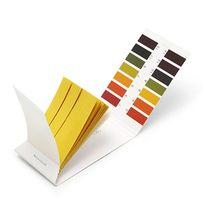 Лакмусовая бумага pH 1-14. Лакмус pH тест 80 полосок. Индикатор pH