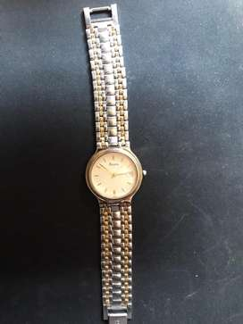 Vintage Bulova (Semi-Gold plated and stainless steel)