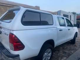 Bakkie available for deliveries