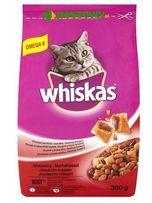 Whiskas z Wołowiną 300g Karma dla kotów !