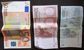 Bank Note - Euro Assorted