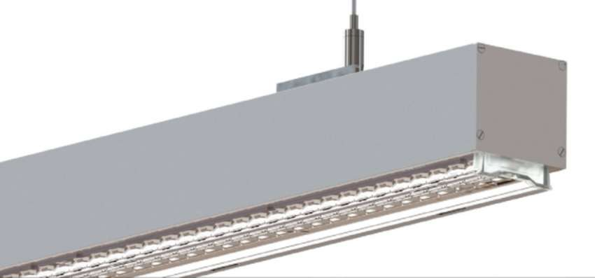 MARS LED RAIL 4-100 L 2850mm_420mA 5000K 90DEG 0