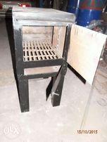 буржуйка( печка) изготовление под заказ 1800 грн эта