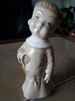 Figurka porcelanowa - mnich