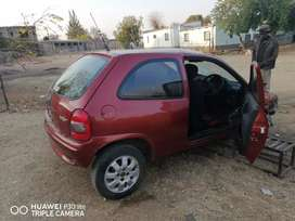 Corsa lite stripping for spares whtsapp or call