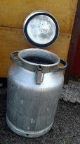 Бидон 40 литров из пищевого аллюминия