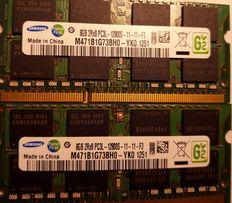 Память Samsung 8 Gb SODIMM DDR3L