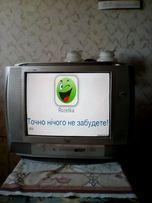 Рабочий цветной телевизор LG RT-21CA80BE