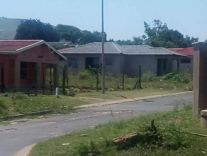 Newly built at Ulundi D Section for 365,000 cash only 0
