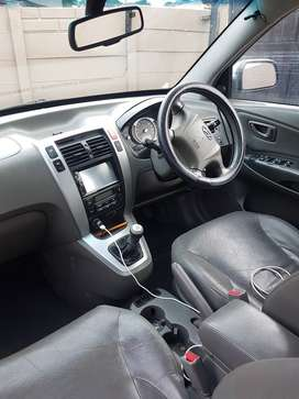 Hyundai tucson 2.0 in perfect condition