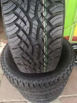 Continental 265 65 R17 cross contact