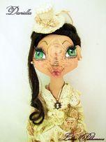 Кукла ручной работы Даниелла