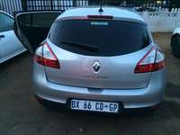 Image of 2012 dynamic megane very clean and in good conditions