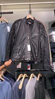 Кожаная куртка Мужская . Новая