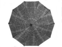 Зонт-трость на 10 спиц полуавтомат