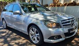 2012 Mercedes Benz C180 Estate Avantgarde