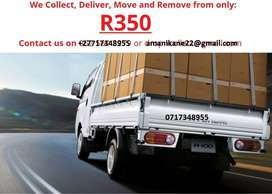 HOUSEHOLD REMOVALS BOOK NOW YOUR MOVING/BAKKIE FOR HIRE