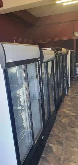 Display fridges available from R5500 upto R8500. Please read advert.