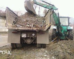 Вывозом мусора Газель,Зил,Камаз,Маз в городе и области.