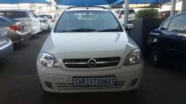 2008 MODEL OPEL CORSA SPORT UTILITY CANOPY  MANUAL 1.4 ENGING CAPACITY