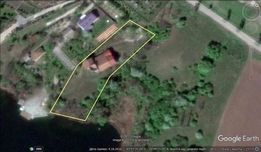 Продам недостроенный дом на берегу Днепра в с.Вольноандреевка