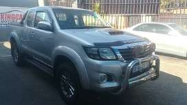 2012 Toyota Hilux 3.0 D4D For Sale