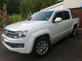 Vw Amarok 2011 DC 4 Motion for sale
