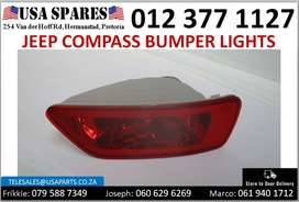 Jeep Compass 2.0/2.4* 2007-17 rear fog lights for sale