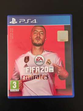 FIFA20 PS4 2 months old