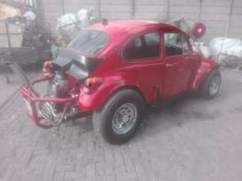 Volkswagen Beetle fir sale or to swop for a bakkie
