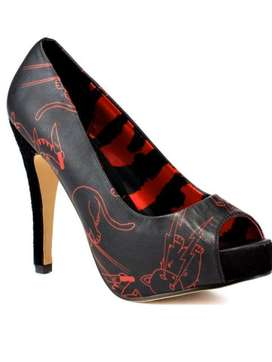 Iron fist shoes 7