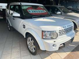 2011 Land Rover Discovery 4 3.0 SDV6 SE A/T