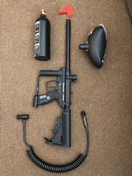 Paintball gun mr100