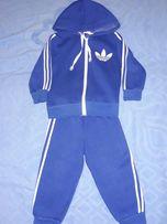Продам теплый костюм р.86-92