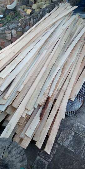 Wooden strips for wendy houses