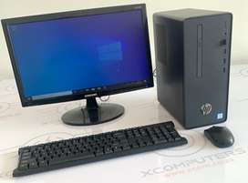 Core i3 8th Generation HP Desktop Tower R4500