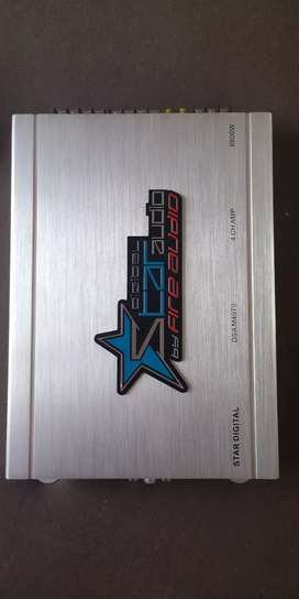 Amplifier (Star Digital - Car Amp)
