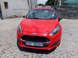 2017 ford fista 1.4 full hause