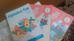 Учебная литература Fly High 1-4 класс