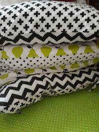 Бортики - защита в детскую кроватку!!!