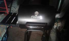 Mega master smoker and grill