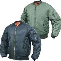 Куртка Пилот от Мил-Текк. Черный и олива. Все размеры. Германия