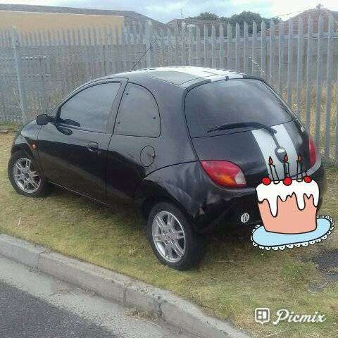 Ford ka for sell lite on petrol 0