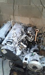 Двигатель мотор 2.5 TDI Audi Ауди A6 C4