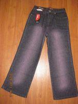 джинсы подростковые р.S новые.