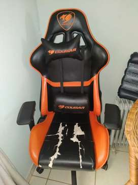 Cougar Gaming Chair - Damaged