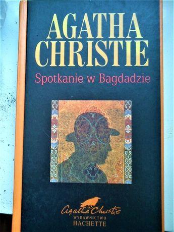 """Powieść kryminalna Agata Christie ,,Spotkanie w Bagdadzie"""" Toruń - image 1"""