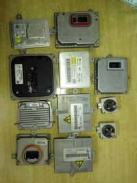 Image of All your xenon module bulbs and egniters