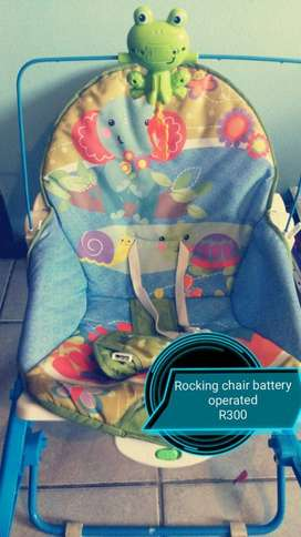 Baby Rocking Chair,Battery operated.