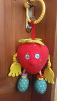 Игрушка-подвес клубничка Салли.